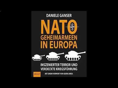 Nato-Geheimarmeen in Europa: Inszenierter Terror und verdeckte Kriegsführung YouTube Hörbuch auf Deutsch