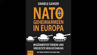 Nato Geheimarmeen in Europa: Inszenierter Terror und verdeckte Kriegsführung (Hörbuch)
