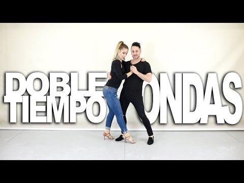 5. Doble Tiempo Y Ondas   Como Bailar Bachata En Pareja   Aprende A Bailar Con Alfonso Y Mónica