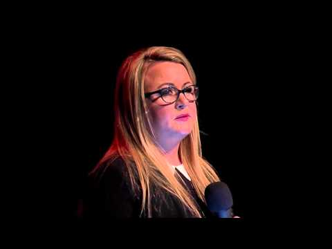 Upspeaking - Speaking Up to Talking Down | Joanne Sweeney-Burke | TEDxOmagh