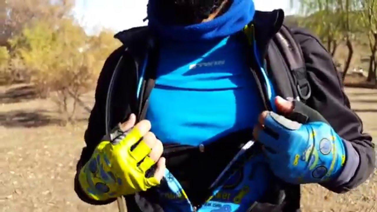 Equipamiento De Ropa De Ciclista Para Invierno Qué Ropa Llevar Para No Pasar Frío Youtube