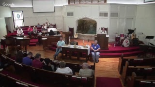 August 19, 2018 First Christian Church of El Reno Worship