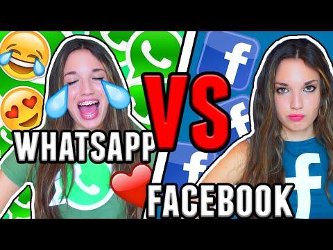 WHATSAPP VS FACEBOOK
