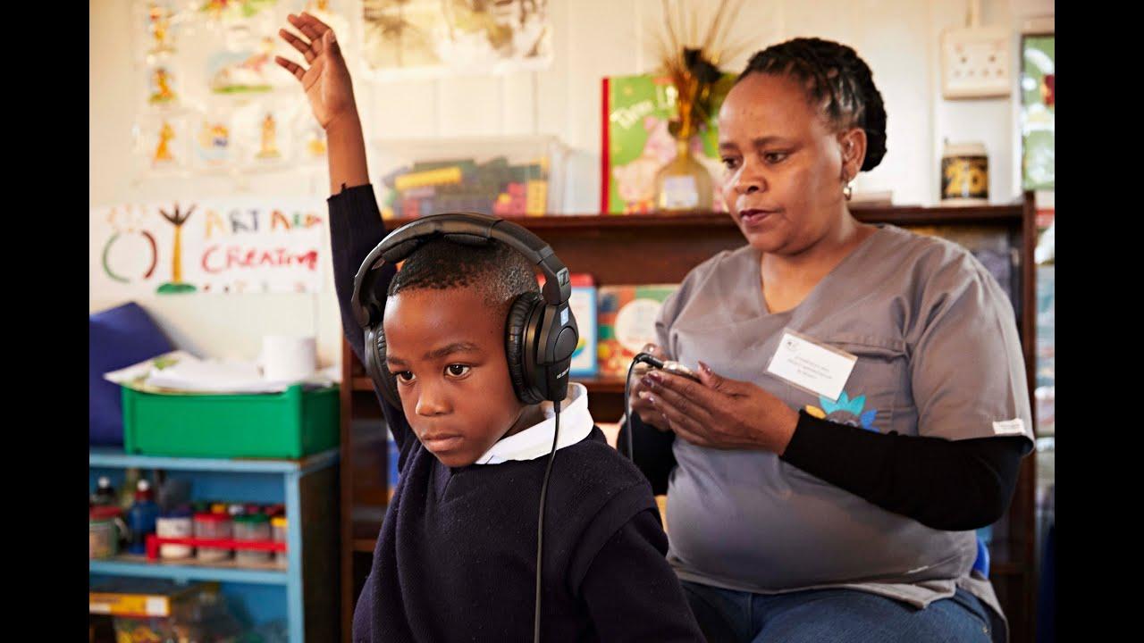 #HearSouthAfrica: App-based hearing screening