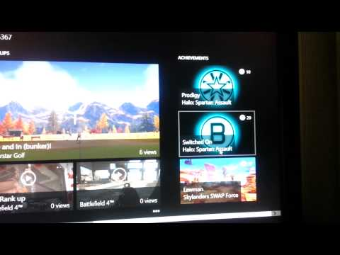 """Xbox One """"Recent Activity"""" not showing up all the time. from YouTube · Duration:  1 minutes 59 seconds"""
