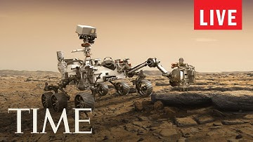NASA Shares Results Of Mars Exploration Rover From Jet Propulsion Laboratory | LIVE | TIME