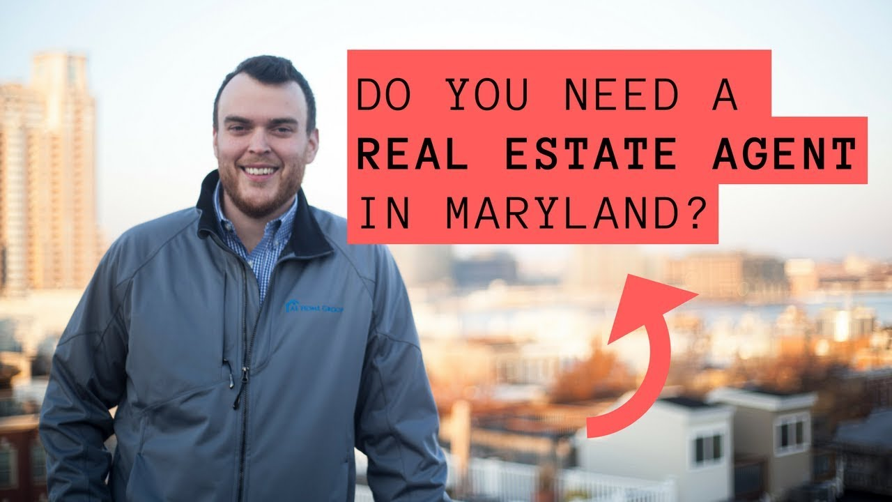 Real Estate Agents in Maryland | Call (443) 826-9024
