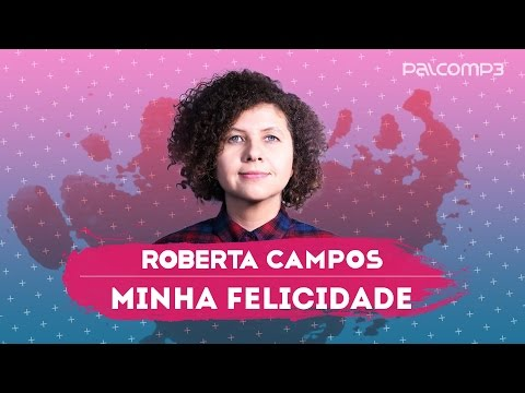 Minha Felicidade - Roberta Campos (Versão Palco MP3)
