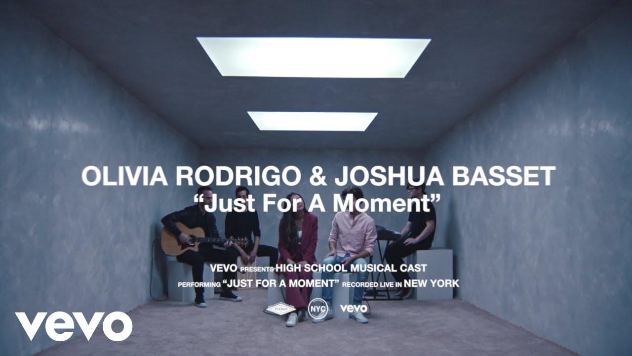 Download Olivia Rodrigo & Joshua Bassett - Just for a Moment (Live Performance) | Vevo