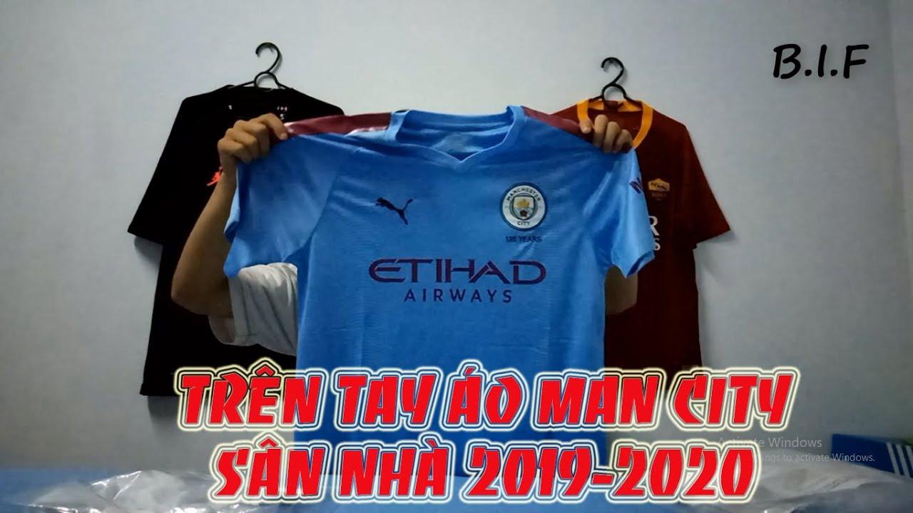 REVIEW ÁO ĐẤU MAN CITY SÂN NHÀ MÙA 2019-2020 | Bi Football