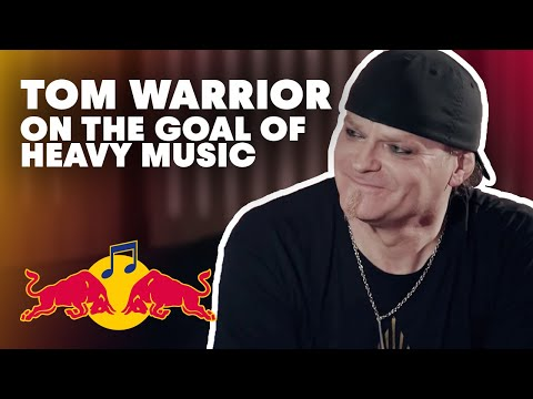 Tom Warrior Talks H.R. Giger And The Goal Of Heavy Music   Red Bull Music Academy