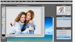 Editor de fotos online - Como mudar o fundo de uma imagem