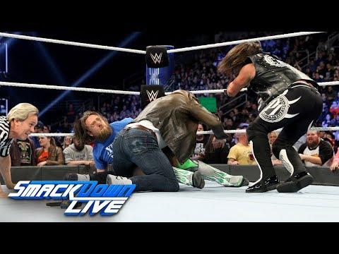 Daniel Bryan and AJ Styles brawl over respect: SmackDown LIVE, Nov. 13, 2018