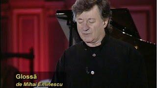 Ion Caramitru - Glossa de Mihai Eminescu