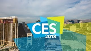 CES 2018 DAY2 live streaming in italiano || H.o.T.
