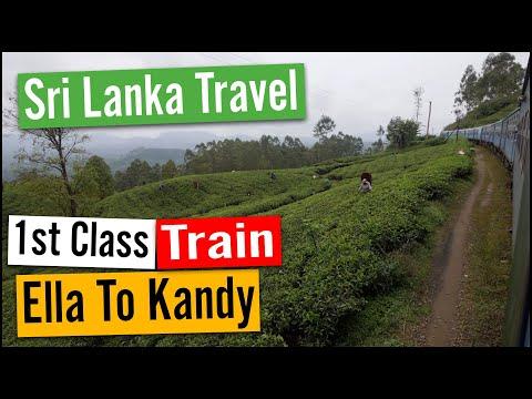 Sri Lanka Travel Vlog #10 Ella to Kandy & Fire-walking