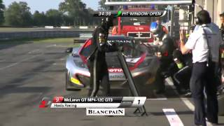 GT1 - Slovakia - Qualifying Race Watch Again 18/08/03