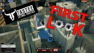 Tastee: Lethal Tactics FIRST LOOK