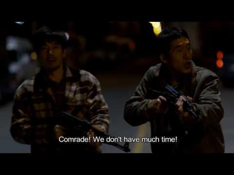 (Eng Sub)Poongsan 2011 CutScenes - North Korean Hit Squad Moving Out