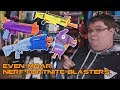 NERF FORTNITE LLAMA BLASTER, SUPER SOAKERS, SCAR, AND MORE! | Walcom S7