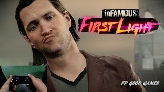 inFamous First Light Controller