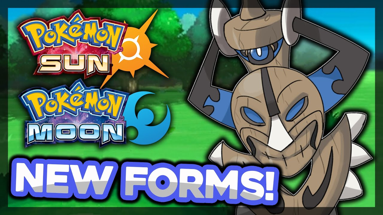 NEW Alola Forms I Want in Pokémon Sun and Moon! - YouTube
