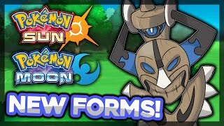 NEW Alola Forms I Want in Pokémon Sun and Moon!