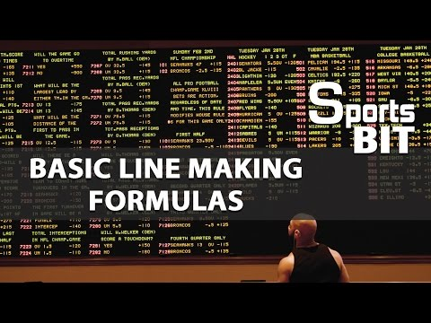 Sports BIT | How Are Betting Lines Created?
