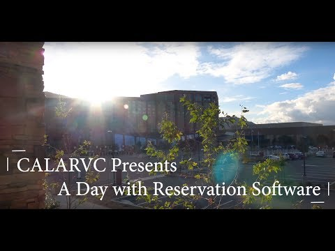 Find Reservation Software For Your RV Park Or Campground - From CalARVC RV Park Days