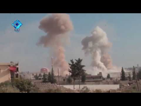 Обстановка в Сирии на 07.11.2016
