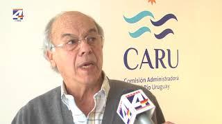 CARU realizará jornada de promoción del transporte fluvio - marítimo del río Uruguay