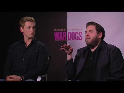 War Dogs: Jonah Hill & Miles Teller Official Movie Interview