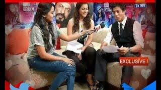 Shahrukh And Kajol Speaks Marathi For Dilwale Promotion