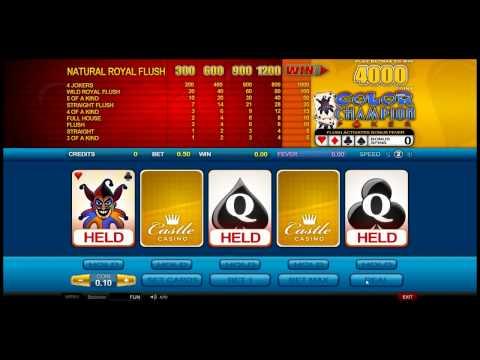 Casino Blackjack Color Coming In Part 01