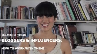 How to Make Bloggers & Influencers Work for You!