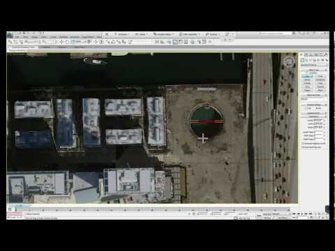 Exporting Google Earth Models into 3DS Max using 3D Ripper DX