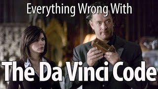 Everything Wrong With The Da Vinci Code In 15 MInutes Or Less by : CinemaSins