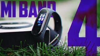 Mi Band 4 — снова покорил Олимп. Подробный обзор.