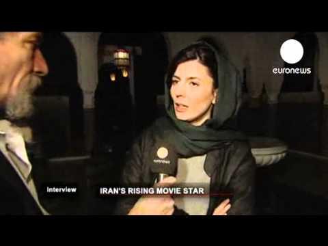 Leila Hatami in Morocco  ( festival film ) in Farsi