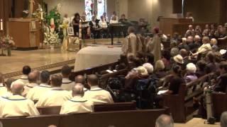Funeral Mass Reverend Monsignor John J McMahon