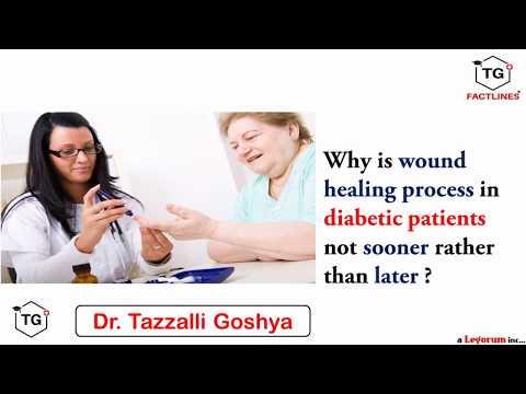 wound-healing-process-in-diabetic-patients-diabetes-ke-mareej-k-ghaav-jaldi-thek-kyun-nhi-hote-?