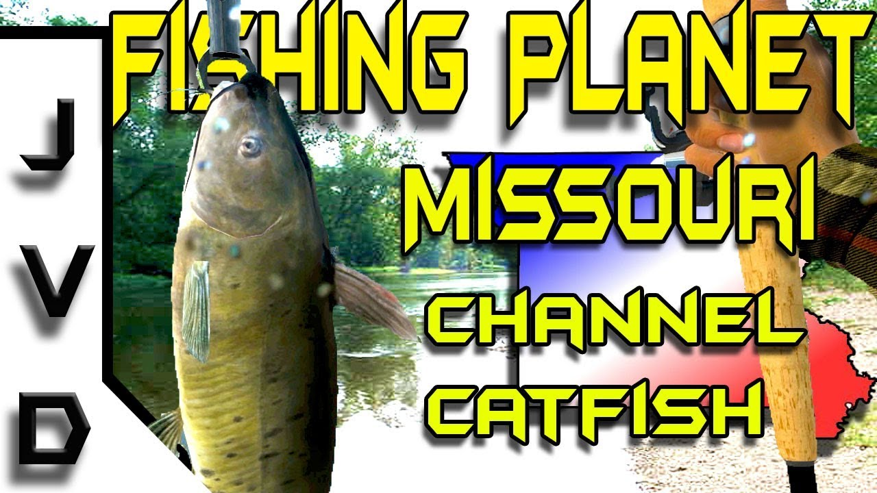 Fishing Planet Tips | Ep 5 | How to Catch Catfish | Mudwater River, Missouri