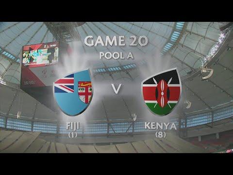Fiji Vs Kenya Vancouver 7s 2016 Full Game