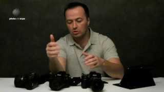 Nikon D7100. Интерактивный видео тест. Часть 2