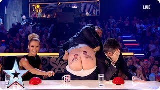 The Judges play To Tell The Truth!| Semi-Final 1 | Britain's Got More Talent 2017