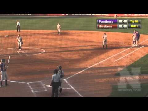 UNI Softball: UNI vs. Nebraska - 2013 NCAA Women's College World Series - May 17, 2013
