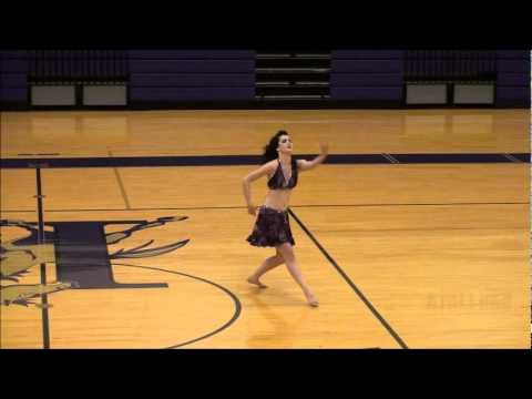 Contemporary Dance Solo to Ingrid Michaelson's Can't Help Falling in Love