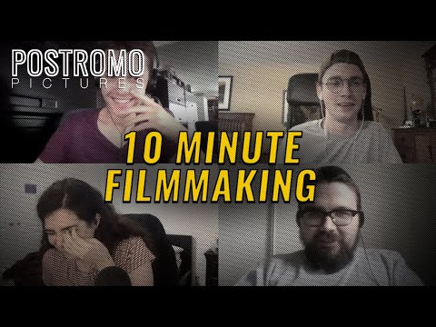 What Movie Should Not Exist? – 10 Minute Filmmaking #1