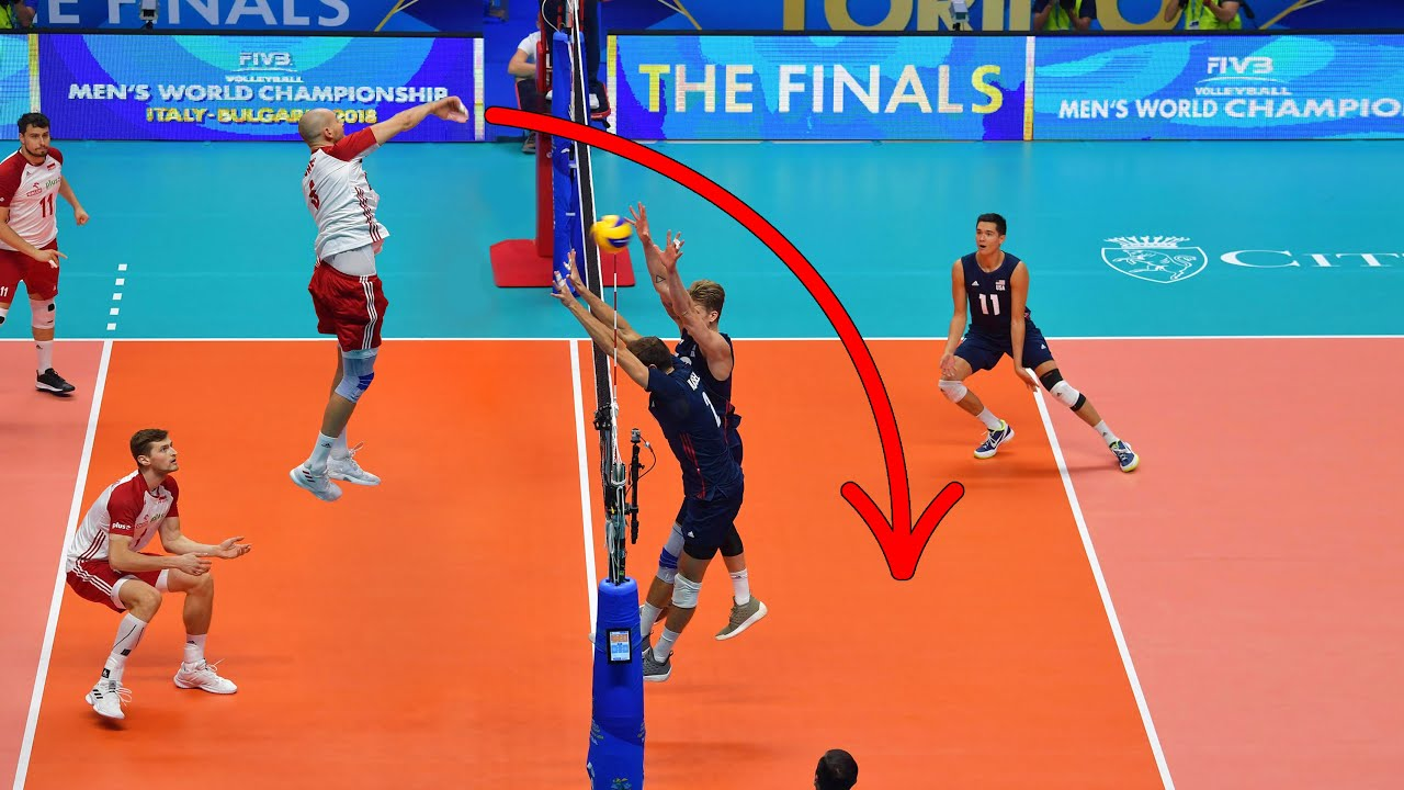 This is Why Bartosz Kurek is the KING of Volleyball | Monster Spikes (HD)