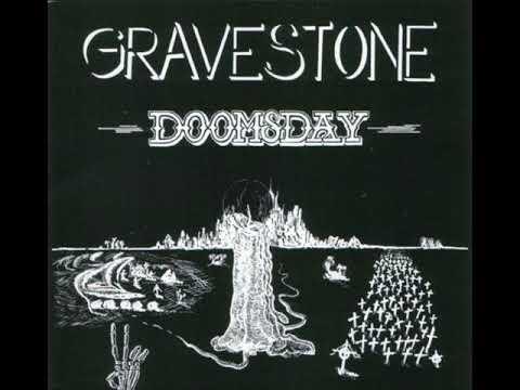 Gravestone =  Doomsday - 1979 -(Full Album) + Bonus
